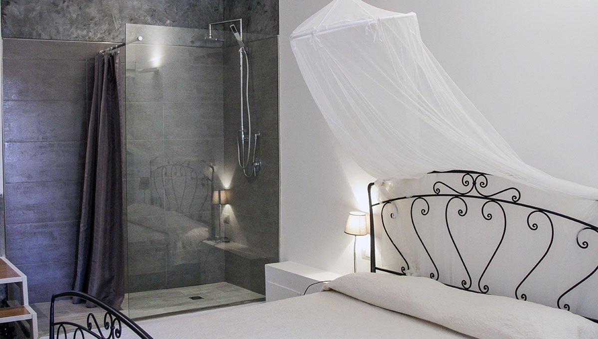 doccia pianoterra