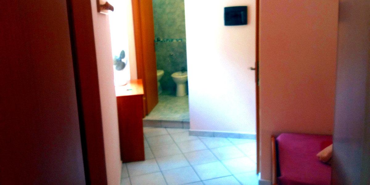 ingresso casa Vittorio
