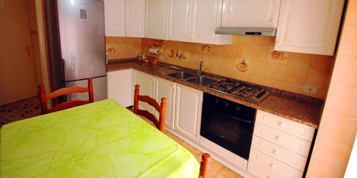 casa Luana cucina