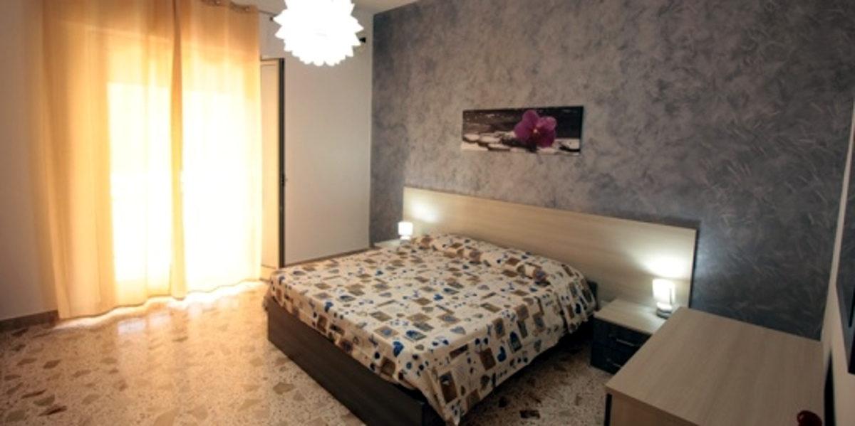 Camera matrimoniale casa Luana